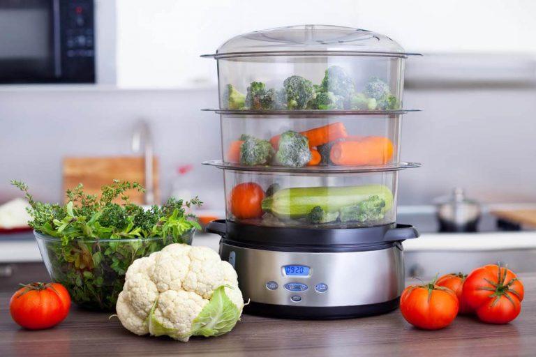 mejores vaporeras calidad precio para arroz y verduras