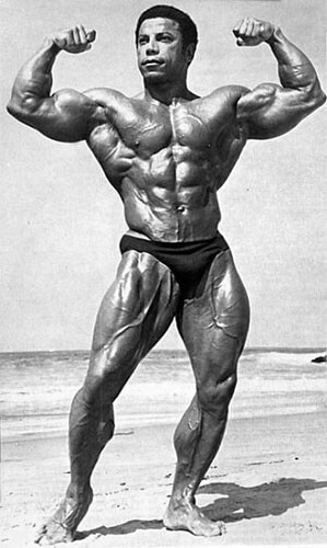 Chris Dickerson mr olympia 1982