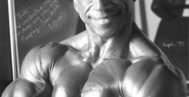 Chris Dickerson olympia