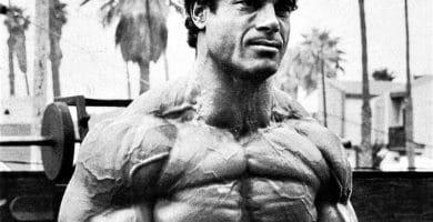 Franco Columbu mas muscular