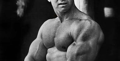 Larry Scott Mister olympia 1965