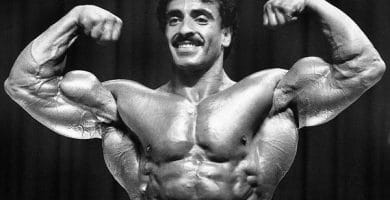 Samir Bannout mister olympia del 1983