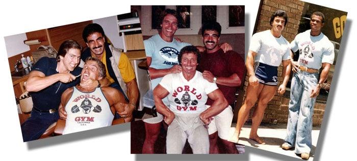 el leon del libano tuvo gran cantidad de amigos en su epoca de entrenamiento